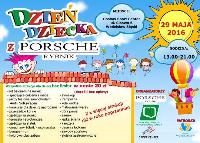 Zaproszenia Na Imprezę Z Okazji Dnia Dziecka Do Odbioru W Gosław