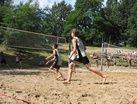 Siatkówka plażowa: K. Gilner i A. Lewandowski najlepsi na Balatonie