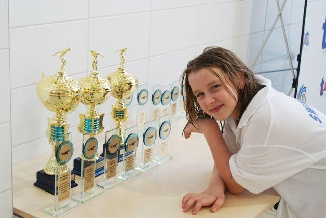 Eliza Kowalska w końcowej indywidualnej klasyfikacji całego cyklu zawodów zajęła 2 miejsce