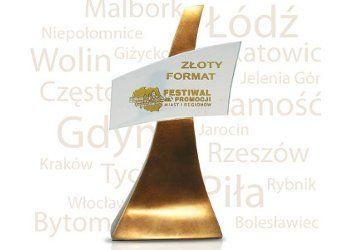 Projekt Lip Dub otrzymał nagrodę specjalną w prestiżowym konkursie Złote Formaty