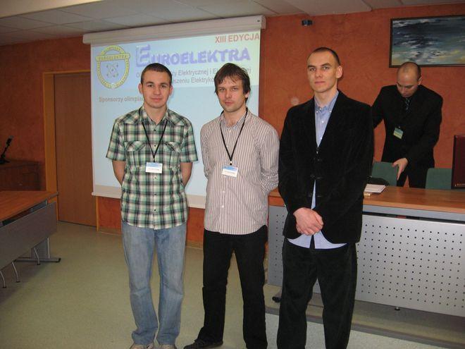 Uczniowie ZST zostali laureatami ogólnopolskiej olimpiady