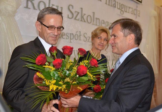 Wśród dyrektorów odchodzących na emeryturę był Jan Kopczyński