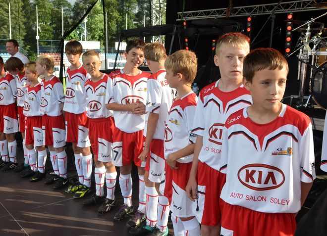 Nowy klub będzie działał pod oficjalną nazwą Młodzieżowy Klub Piłkarski Odra-Centrum Wodzisław Śląski