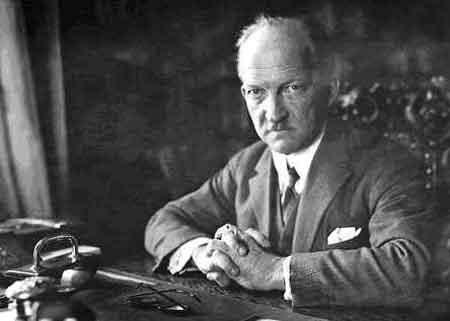 Georg von Arco, urodził się w Gorzycach