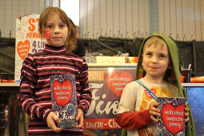 Rodzina Bornikowskich co roku włącza się w organizację finału WOŚP w Wodzisławiu