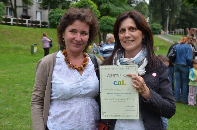 OPS dostał certyfikat jakości CAL