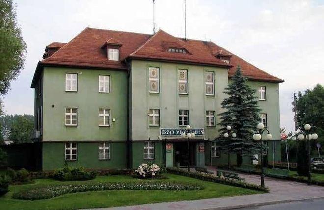 Urząd Miasta w Radlinie rozbudowuje się, archiwum