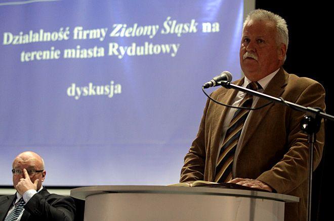 Zielony Śląsk zatruwa Rydułtowy?, D.Gajda