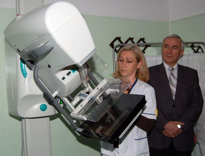 Szpital w Rydułtowach jako jedyny w okolicy wykonuje biopsje mammograficzną