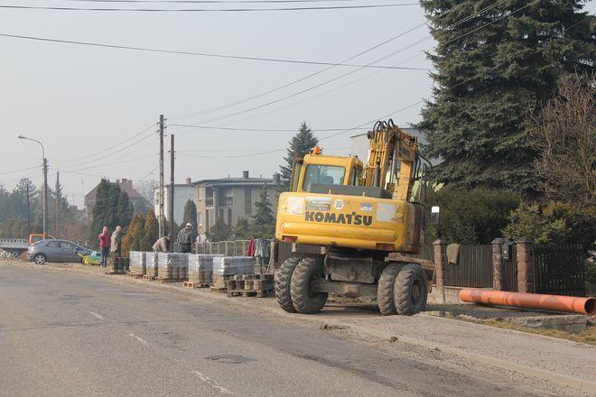 Budowa kanalizacji w Radlinie II stoi od 4 miesięcy