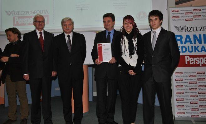 W zeszłym roku szkoła cieszyła się z nagrody za pierwsze miejsce w woj. śląskim