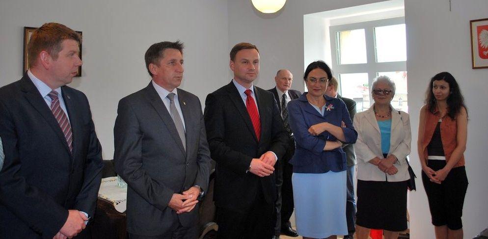 W Wodzisławiu otwarto biuro poselskie posła Grzegorza Matusiaka