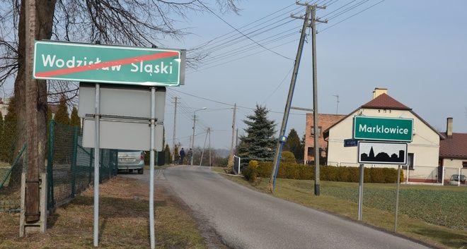 Mieszkańcy dzielnicy Wodzisławia Śląskiego - Grodzisko chcą odłączenia od miasta i przyłączenia ich do sąsiednich Marklowic