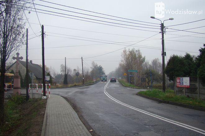 Wodzisław: to nietypowe skrzyżowanie doczeka się sygnalizacji, mk