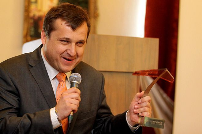 Pszów: Acartus debiutuje na rynku NewConnect, Dominik Gajda