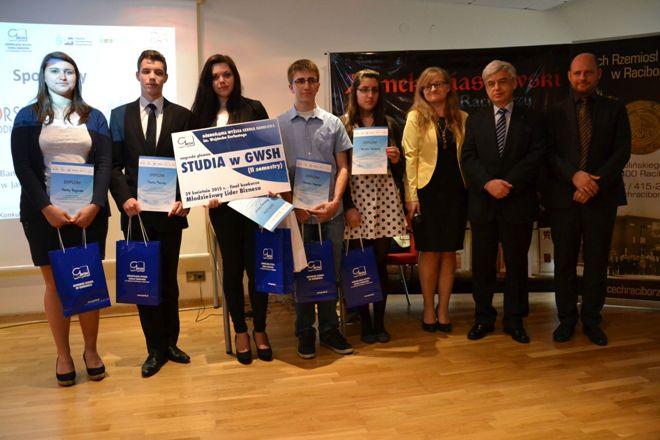 Poznaliśmy Młodzieżowych Liderów Biznesu, Grzegorz Nowak, materiały prasowe