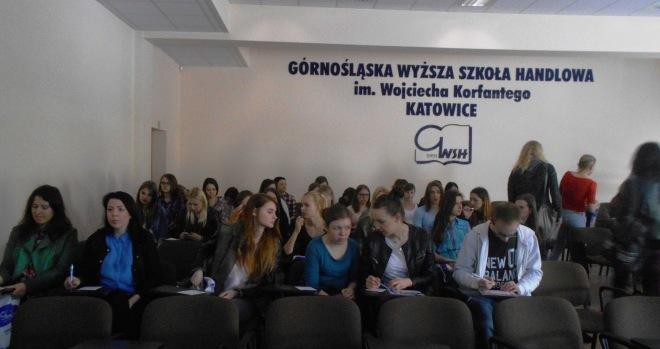 """Wodzisławski """"Ekonomik"""" współpracuje z uczelniami wyższymi, materiały prasowe ZSE Wodzisław Śląski"""