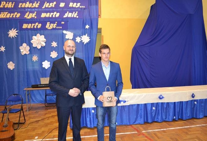 Najlepsi uczniowie w Radlinie otrzymali nagrody i stypendia! , materiały prasowe UM Radlin