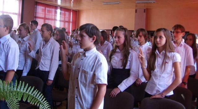 Wspólne imprezy kulturalno-sportowe zacieśniają więzy przyjaźni pomiędzy młodzieżą polsko-czeską