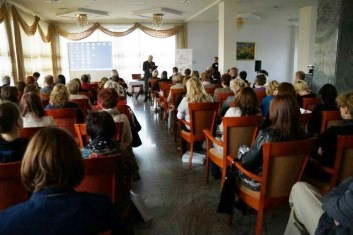 W sobotę porozmawiają o mukowiscydozie , materiały prasowe UM Wodzisław Śl.