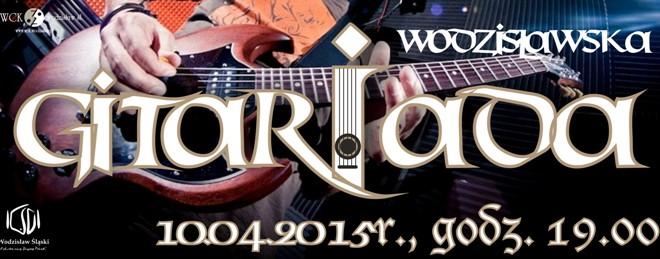 Już jutro czeka nas gitarowe święto! , materiały prasowe