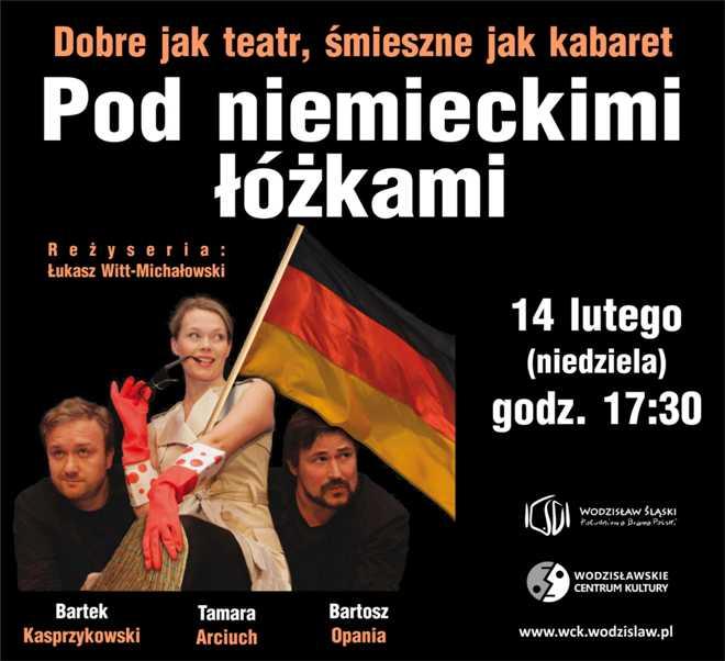 Walentynki z gwiazdami w Wodzisławskim Centrum Kultury, materiały prasowe WCK