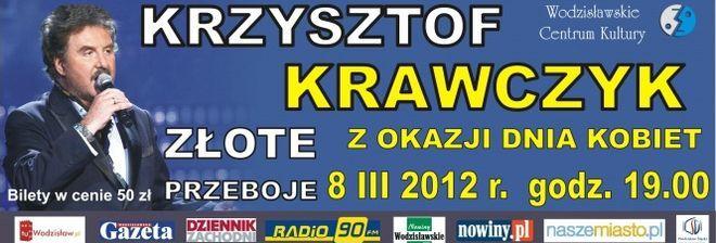 WCK: Krzysztof Krawczyk zaśpiewa dla kobiet, Materiały prasowe