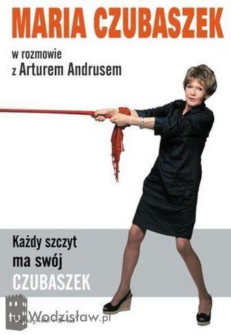 MiPBP: spotkają się z Marią Czubaszek i Arturem Andrusem, Materiały prasowe