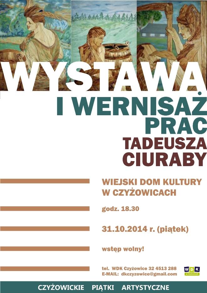 WDK Czyżowice: Przed nami kolejny Czyżowicki Piątek Artystyczny , materiały prasowe