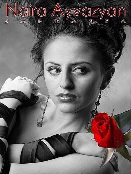 Na zdjęciu znana aktorka operetek, Naira Ayvazyan