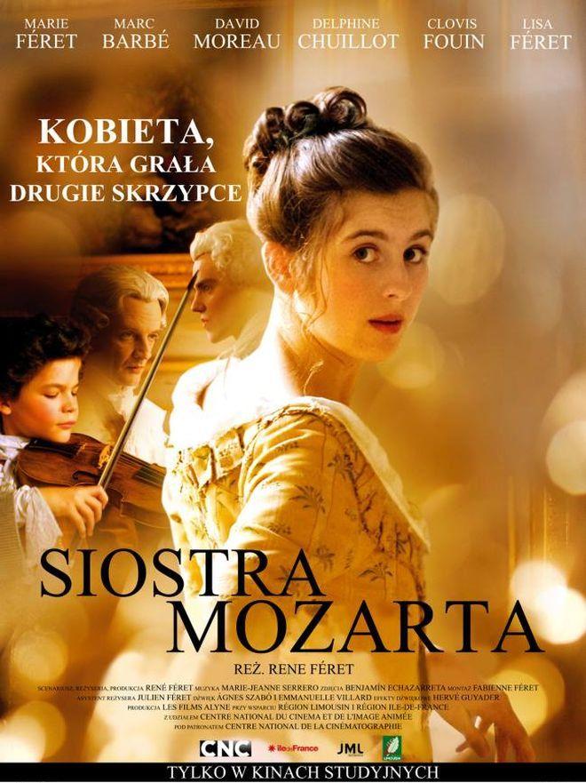 """Kino """"Pegaz"""": panie poznają siostrę Mozarta, Materiały prasowe"""