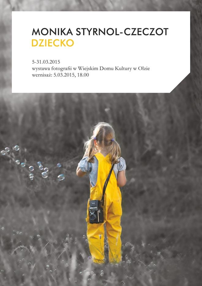WDK Olza: Zobacz wystawę zdjęć z dziećmi w rolach głównych, materiały prasowe