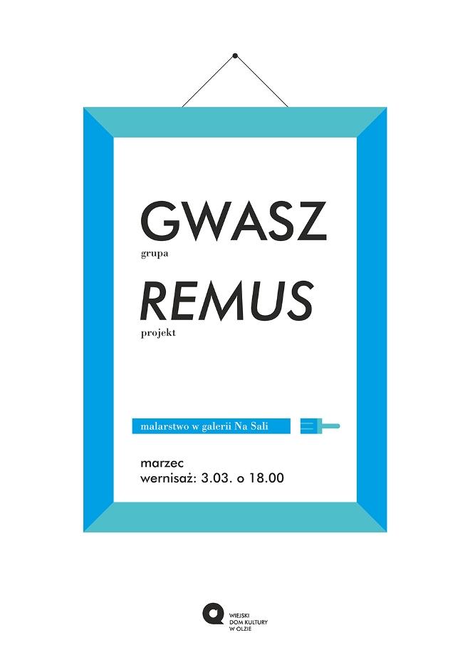 Wystawa prac grupy Gwasz w WDK Olza, materiały prasowe WDK Olza