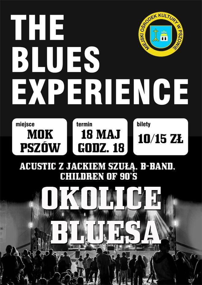 """The Blues Experience gwiazdą """"Okolic bluesa"""", Materiały prasowe"""