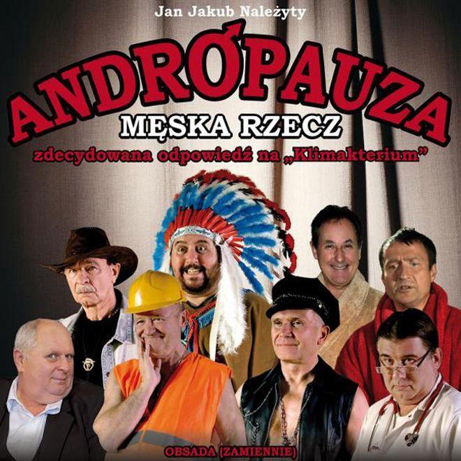 """MOK Radlin: """"Andropauza"""" odwołana, Materiały prasowe"""