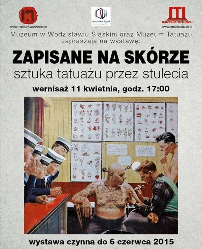 Lubisz tatuaże? Tę wystawę musisz zobaczyć!, materiały prasowe