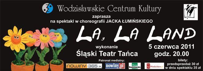 WCK: spotkanie z teatrem tańca, Materiały prasowe