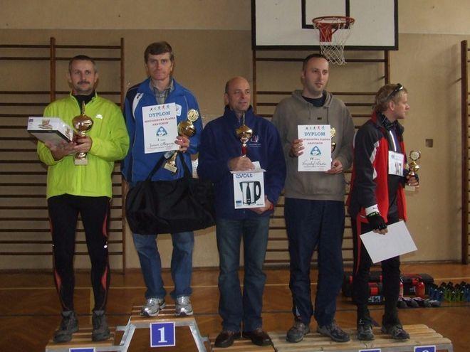 Zwycięzcy pierwszych mistrzostw nordic walking