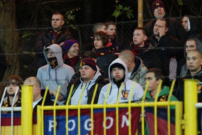 Odra zakończyła rundę zwycięstwem nad Pogonią.