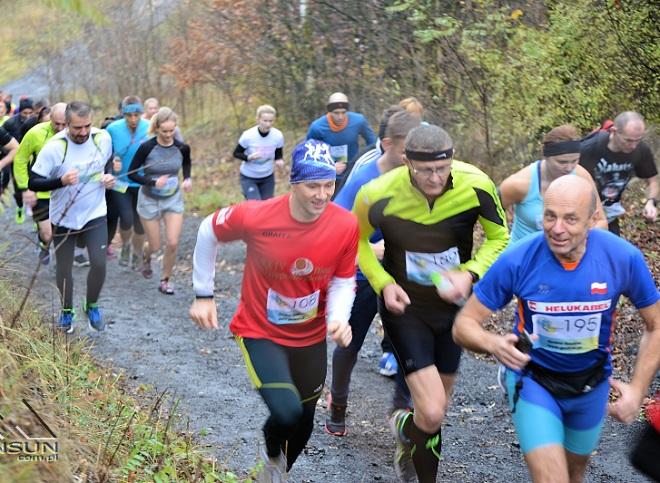11 listopada odbyła się III edycja Monsun Korony Śląska Nordic Walking