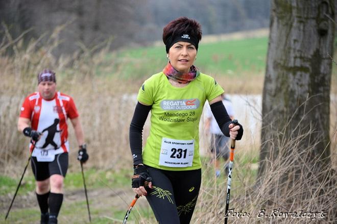 13 marca w Wodzisławiu Śląskim odbędą się zawody biegowo-nordicowe ''Regatta Cross Na Dzień Kobiet''