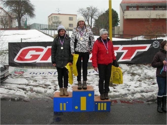 Kategoria open: 1. Dominika Bielecka, 2. Sonia Fulneczek