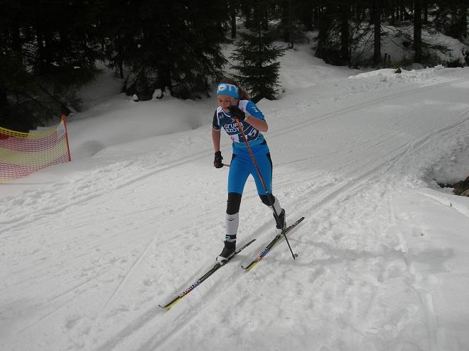 Katarzyna Niemirska, zawodniczka MKS-u Wodzisław Śląski, wygrała w Jakuszycach bieg o Puchar Karkonoszy