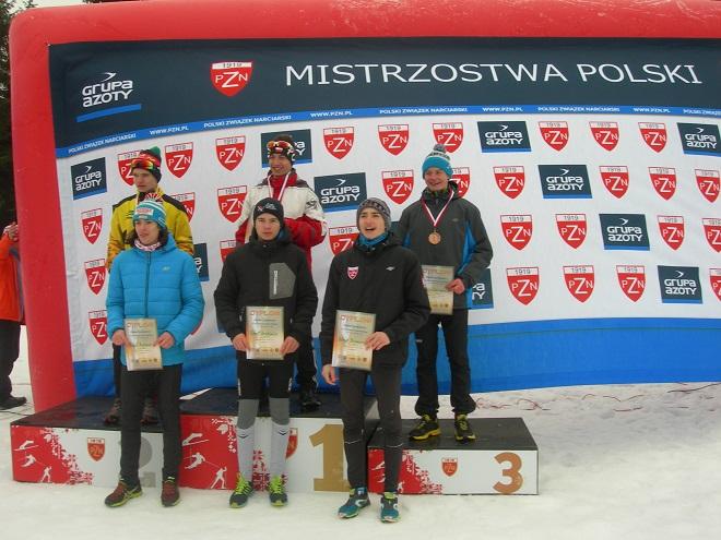 Wodzisławscy narciarze zanotowali ostatni start w sezonie, MKS Wodzisław