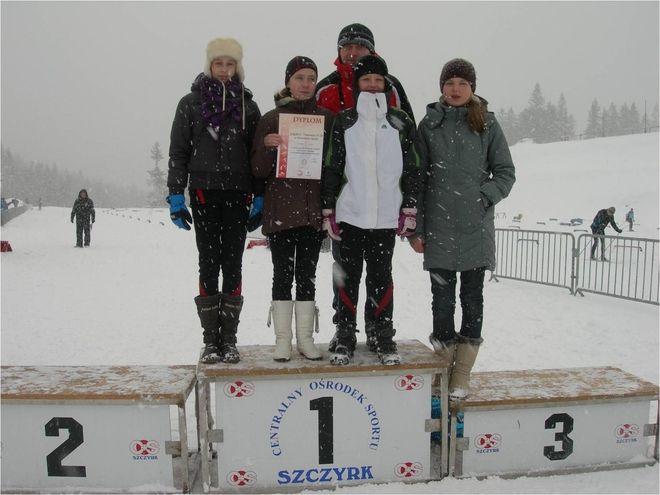 Uczennice z SP nr 28 wystąpiły w składzie: Izabella Sikorska, Katarzyna Niemirska, Natalia Załęska, Natalia Olczyk