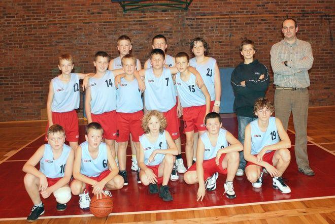 Młodzicy młodsi MKS Wodzisław
