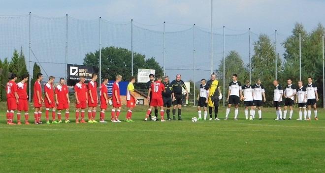 MKP Odra Centrum zwyciężyła w pierwszej kolejce rundy wiosennej 2:0. Przeciwnikiem wodzisławian była drużyna MKS-u Czerwionka