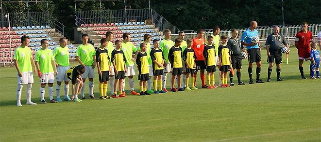 APN Odra Wodzisław oraz MKP Odra Centrum zwyciężyły wielkosobotnie mecze ligowe C-klasy i A-klasy rybnickiej