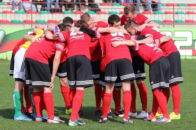 Unia Turza Śląska zremisowała 1:1 z Unią Racibórz i przedłużyła passę meczów bez porażki do 13