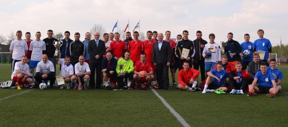 Są jeszcze miejsca na amatorski turniej piłkarski!, archiwum
